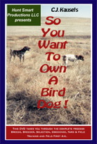 So You want To Own A Bird Dog